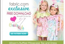 Free CKC Patterns on Fabric.com