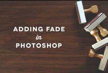 Photoshop/Digitals / Tutorials, actions, printables, and other digi elements.