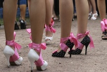 Shoe Themed Party!!! / Why not have a shoe themed party...what do women love more...NOTHING!!! / by SugarBush Squirrel®