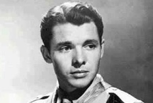 Audie Murphy / This board is all about Audie Murphy!   He was definitely my favorite actor growing up.  And he wasn't just a great actor but was also a HERO too.   / by Jeanie Kay West