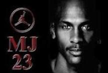 Michael Jordan / by Teri Mosby