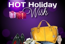 Our HOT Holiday Wishes!