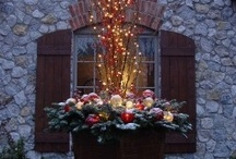 Holiday Decorating Ideas / Take your outdoor winter landscape from drab to fab by adding festive touches that celebrate the winter holiday season. http://www.poolspaoutdoor.com/blog/entryid/42/outdoor-holiday-winter-decor-ideas.aspx / by PoolSpaOutdoor.com