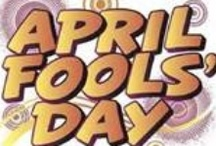 HOLIDAYS: APRIL FOOLS / by Maggie Smiley