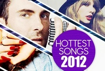 The TOP Artists of 2012!