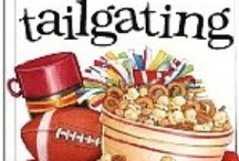 FOOTBALL:  TAIL GATEING / by Maggie Smiley