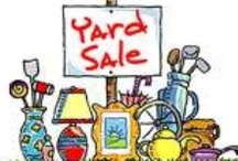 BUSINESS:  GARAGE SALES / by Maggie Smiley