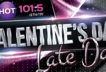 Valentine's Day Late Date