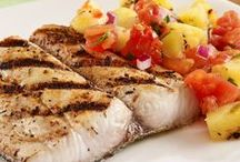 Seafood Recipes / Seafood recipes including shrimp recipes, salmon recipes, tilapia recipes and much more!