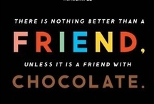 Chocolate Everything / by Susan Barr