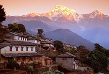 Places I have Visited-India and Nepal