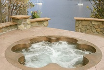 Hot Tubs & Spas / by PoolSpaOutdoor.com