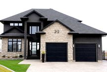Homes - Exterior / by Krista Peterson