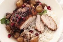 Chicken / Our favorite chicken recipes and ideas