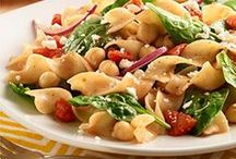 Easy Pasta Recipes / Quick and delicious pasta recipes from ReadySetEat. / by ReadySetEat