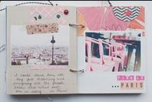 {scrapbooking} / scrapbooks, smashbooks & journal ideas.