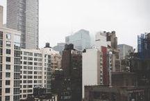 NYC / by Rachel Mulligan