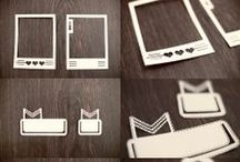 Silhouette / Fonts, images, and tutorials for electronic die cutting.