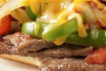 Recipes for the Big Game / Get your Big Game party started with these quick, easy recipes.