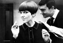 iconic SASSOON hairdressing images we love