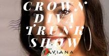 Crown Diva Trunk Show / Get a special behind the scenes look at the Faviana Trunk Fashion Show by Crown Diva. All models are wearing our beautiful Faviana evening dresses. Get inspired for your new blue, red or rose prom dress!