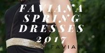 Faviana Spring Dresses 2017 / Explore our Faviana Prom Dress collection of spring 2017! Stand out from​ the crowd in a perfectly shaped dress no matter which prom dress styling you love. Look at edgy two-piece dresses, sexy low back dresses in Bordeaux, or even black glamorous prom dresses. Faviana prom dresses are making sure you will look your best at your prom.
