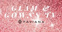 Glam & Gowns TV / You've already got the @FavianaNy dress, now get glam! Join the Glam & Gowns community to celebrate all things fashion, beauty, lifestyle, & #FavianaPink. Get styling tips and tricks directly from Glam & Gowns vlog videos.