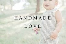 Handmade Love / Follow the best makers and shakers! This board is dedicated to showing love for small businesses.