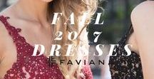 Faviana Fall Dresses 2017 / Faviana's Fall 2017 Collection is here! Stay trendy during fall and get inspired by​ our short chic dresses, classy long elegant dresses in royal blue or even edgy short dresses in black. These are the perfect elegant gowns to be worn at your homecoming party, holiday gatherings and you will find your dream prom dress, guaranteed!