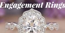 Engagment Rings / Does this ring make us look engaged? Here is a list of amazing engagement rings in all shapes and styles. Get the engagement ring of your dreams and then say yes to a Faviana wedding dress!