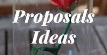 Proposals Ideas / Asking your girlfriend to be the one forever? Here are the cutest proposals to ask your future bride to be the one! She will be sure to say YES!