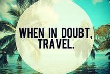 Travel is the Best Therapy / Favorite travel destinations, travel tips, and more. / by Jamie Reeves