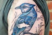 Tattoos!  / by Caleb Vivio