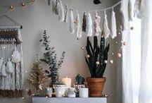 *christmas inspiration* / A collection of Christmas decor, recipes, gift ideas, crafts, and more.