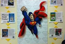 Library Superheroes