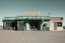 American Diner / by LIAL by decently exposed