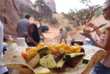 Food: Outdoor Cooking, Recipes and Tools / Making food outdoors, at home or while camping!
