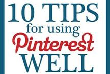 Pinterest Info, Tips & General Awesomeness