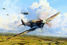 Aviation Art - WWII / by Mark Donaldson
