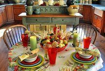 Setting My Table / by Melanie Murphy
