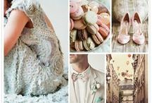Wedding Colour Palettes and inspiration boards / by Svetlana