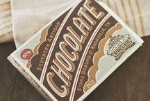 Je veux du chocolat / by Marion Crozet