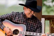 """Country Western Legend George Strait / The legendary country/western singer George Strait  or as his fans call him, """"King George""""  / by Deb Martin-Webster"""