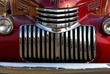 Cars+Trucks :: Classic Closeups / by Mark Donaldson