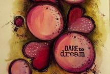 Art journaled / by Debora Moore