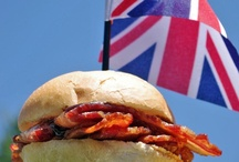 British Cuisine / Yorkies, Bangers and Mushy Peas, Oh My / by Deb Martin-Webster