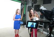 Video Day / In studio making website videos and a promo for my book coming soon :)