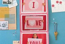 Valentines Day & Easter / Crafts, Decorations