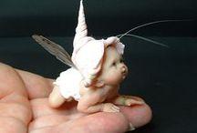 When All the World's Asleep . . . / Faeries Fairies Pixies Elves  / by Svetlana