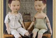 Making Dolls  / by Paula Bureman